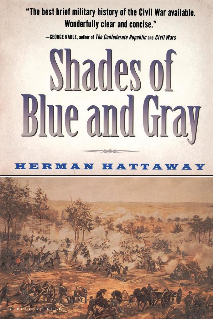 Shades of Blue and Gray als Taschenbuch