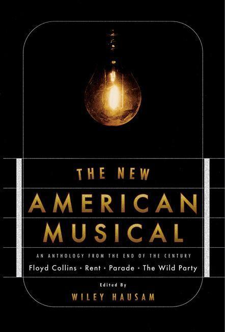 The New American Musical: An Anthology from the End of the 20th Century als Taschenbuch
