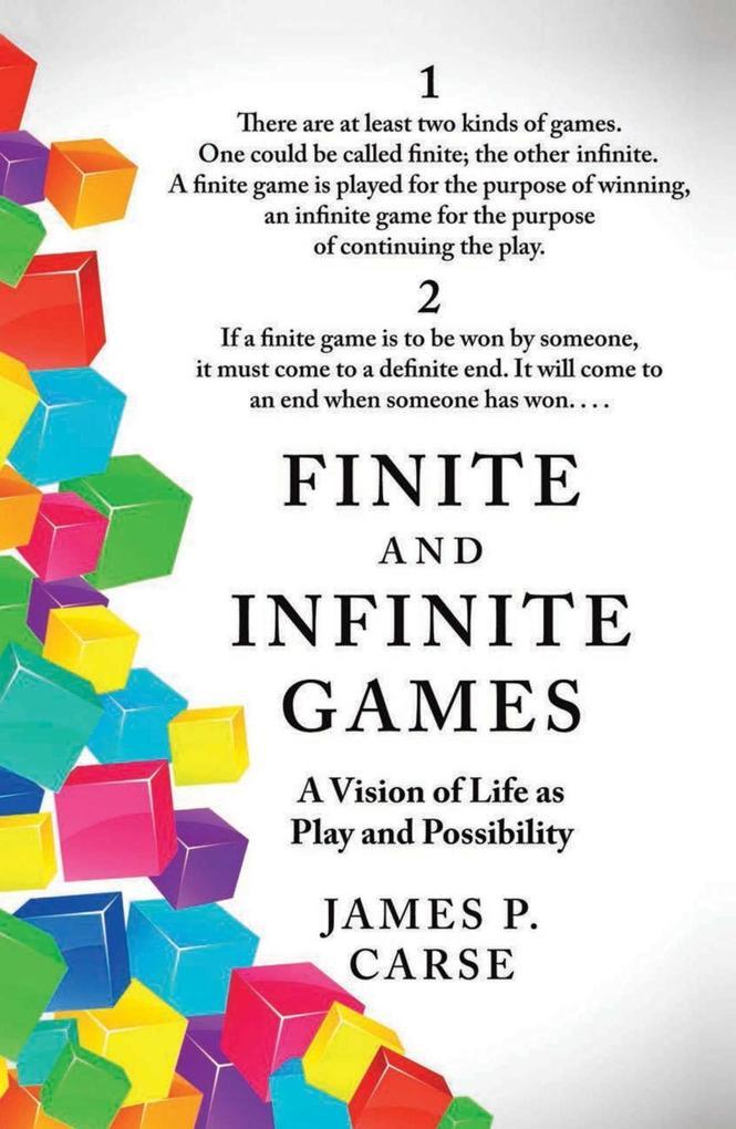 Finite and Infinite Games als eBook