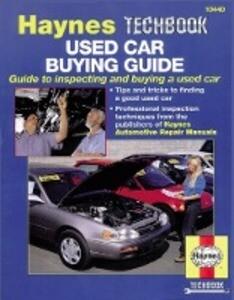 Used Car Buying Guide als Taschenbuch