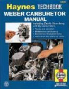Weber Carburettor Manual als Taschenbuch