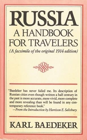 Russia als Buch