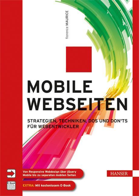 Mobile Webseiten als eBook von Florence Maurice