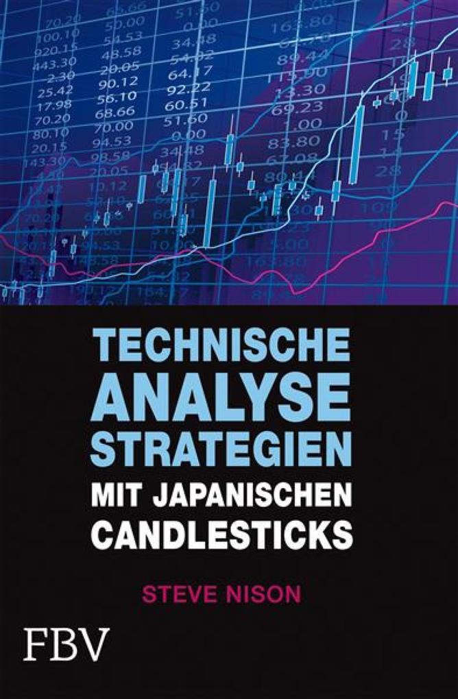 Technische Analysestrategien mit japanischen Candlesticks als eBook
