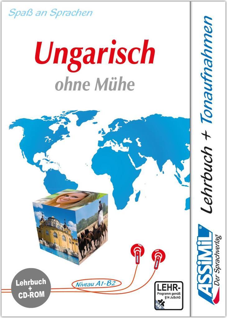 Assimil. Ungarisch ohne Mühe. Multimedia-PC. Lehrbuch und CD-ROM für Win 98 / ME / 2000 / XP als Software