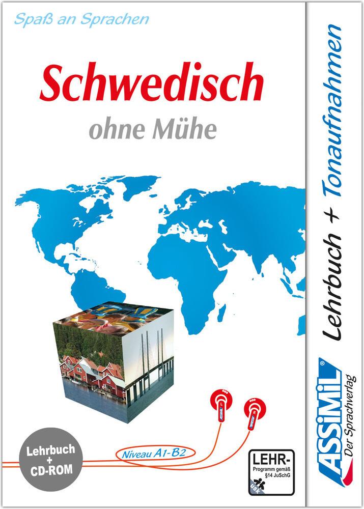Assimil. Schwedisch ohne Mühe. Multimedia-PC. Lehrbuch und CD-ROM für Win 98 / ME / 2000 / XP als Software