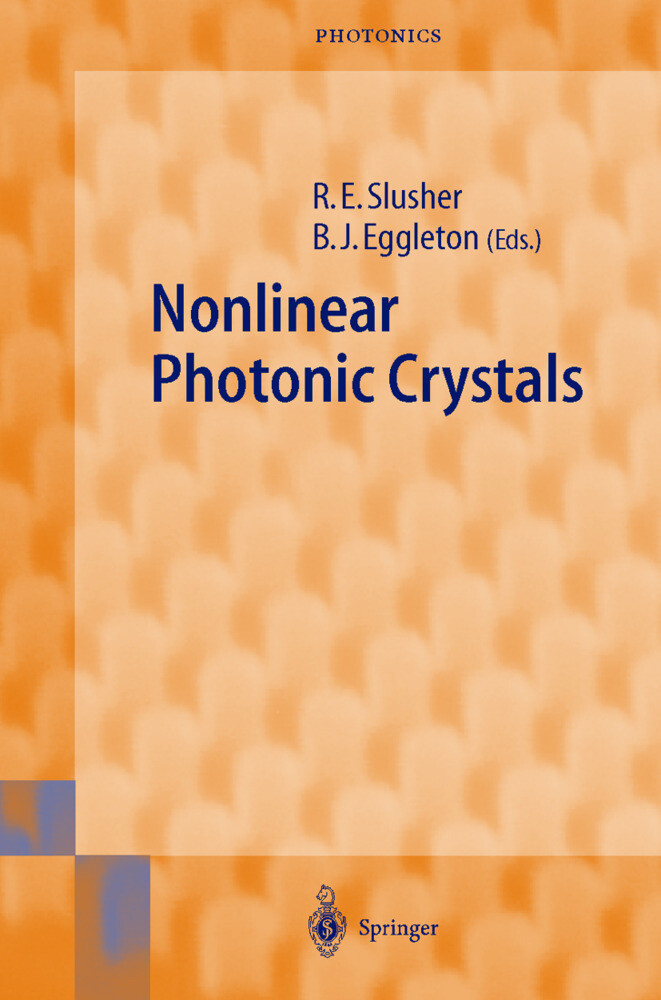 Nonlinear Photonic Crystals als Buch