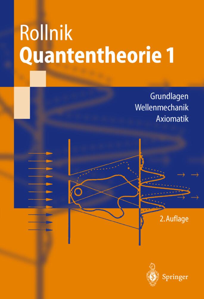 Quantentheorie 1 als Buch