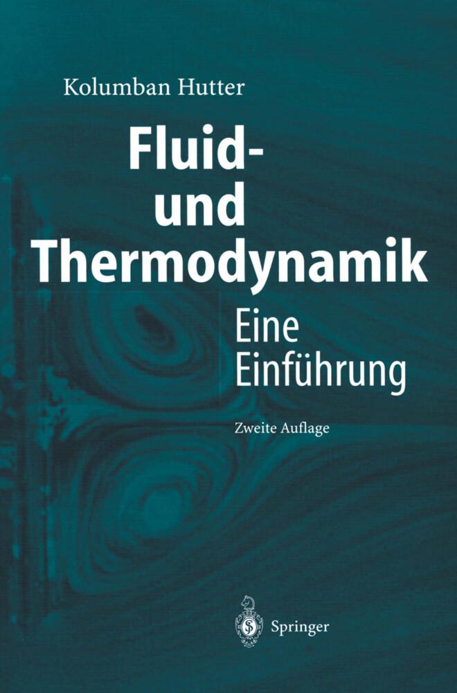 Fluid- und Thermodynamik als Buch