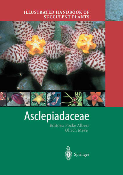 Illustrated Handbook of Succulent Plants: Asclepiadaceae als Buch