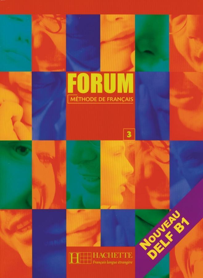 Forum 3. Methode de Francais als Buch