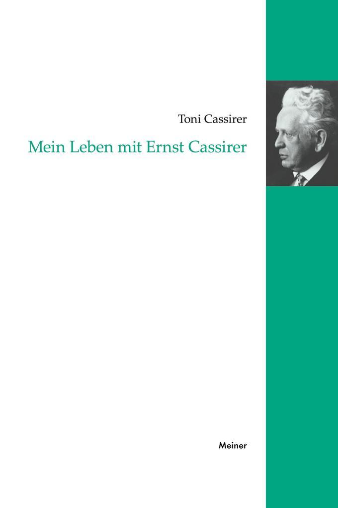 Mein Leben mit Ernst Cassirer als Buch
