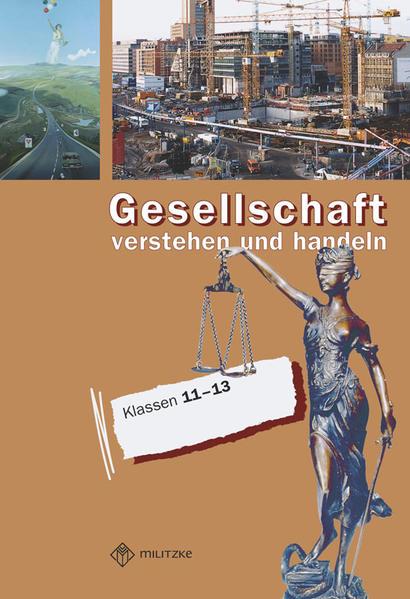 Gesellschaft verstehen und handeln. Klasse 11/13. Gymnasium. Thüringen als Buch