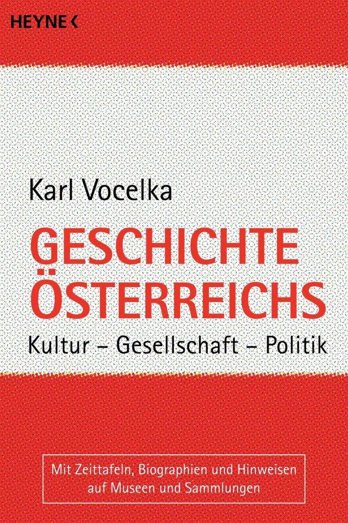 Geschichte Österreichs als Taschenbuch