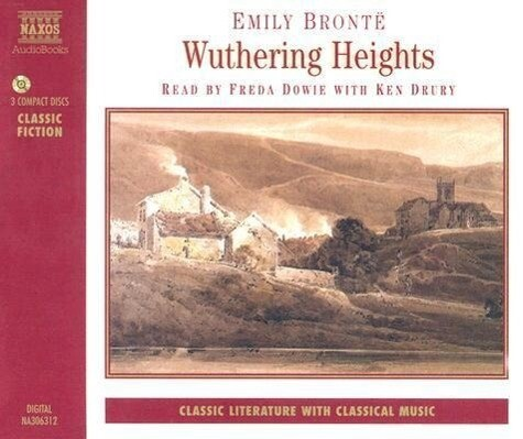 Wuthering Heights 3D als Hörbuch