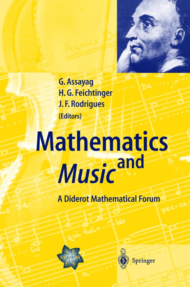 Mathematics and Music als Buch