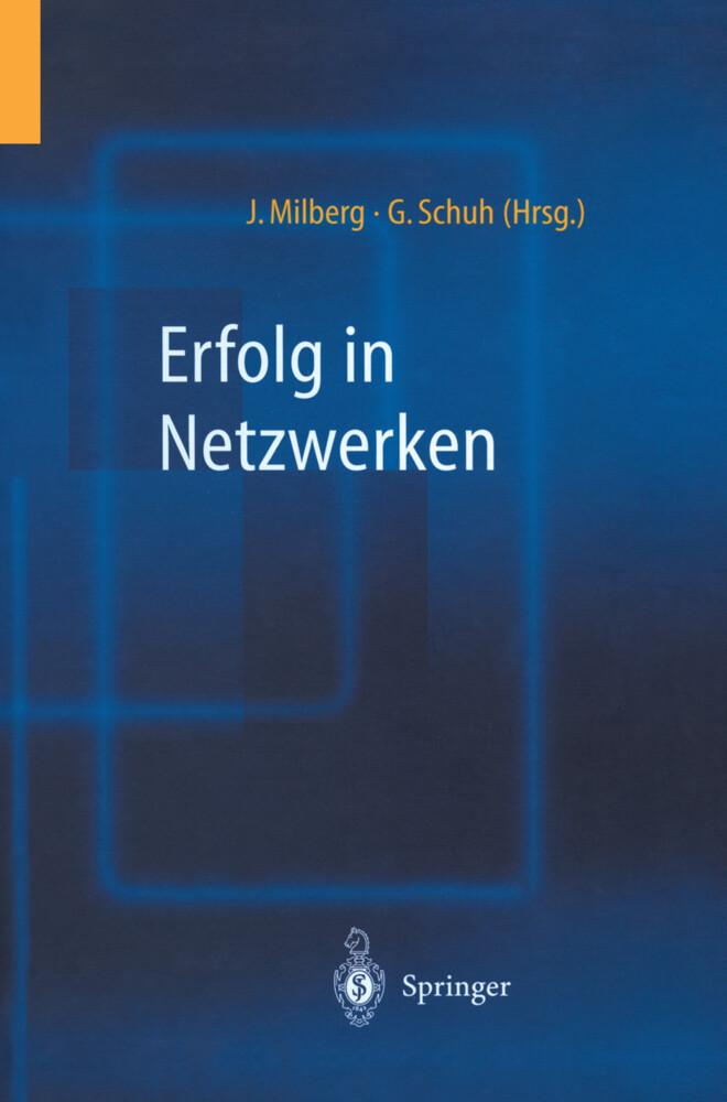 Erfolg in Netzwerken als Buch