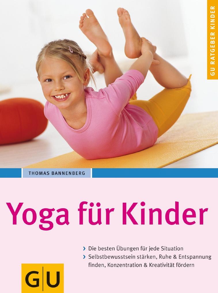 Yoga für Kinder als eBook