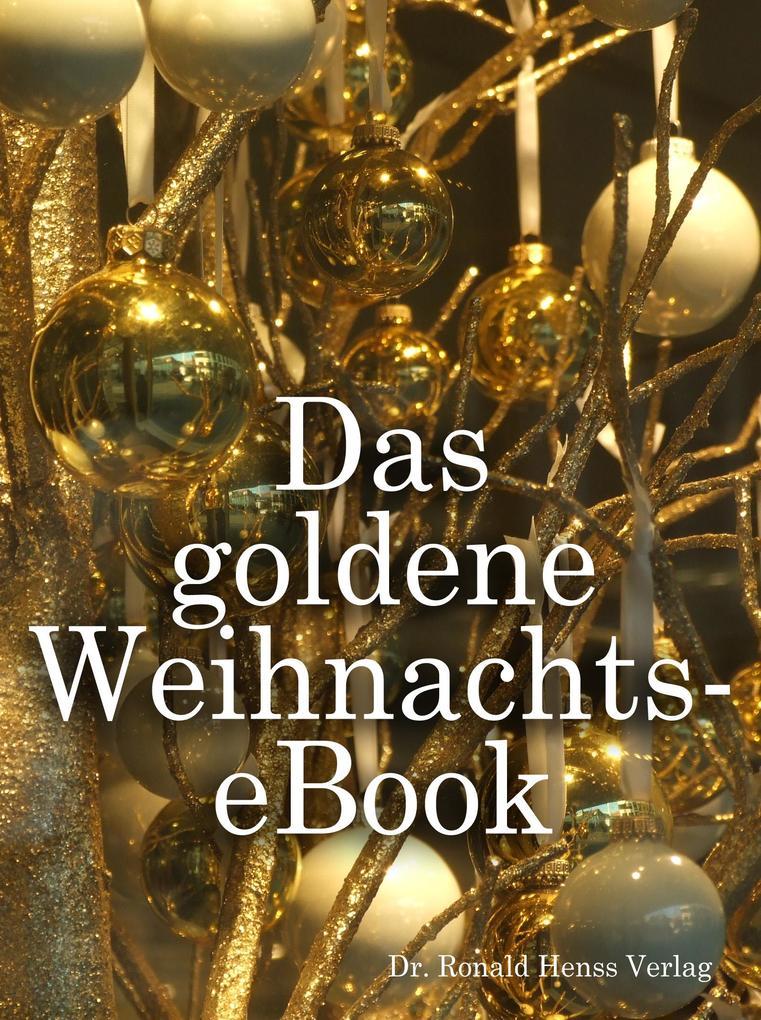Das goldene Weihnachts-eBook als eBook