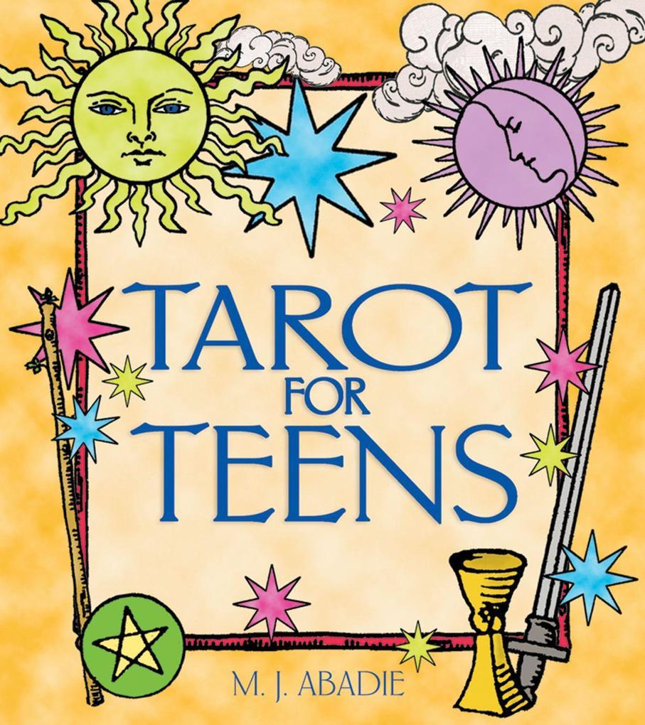Tarot for Teens als Taschenbuch