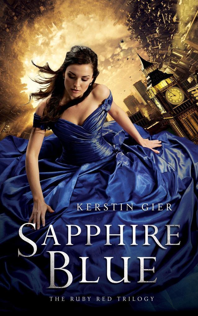 Sapphire Blue als Taschenbuch