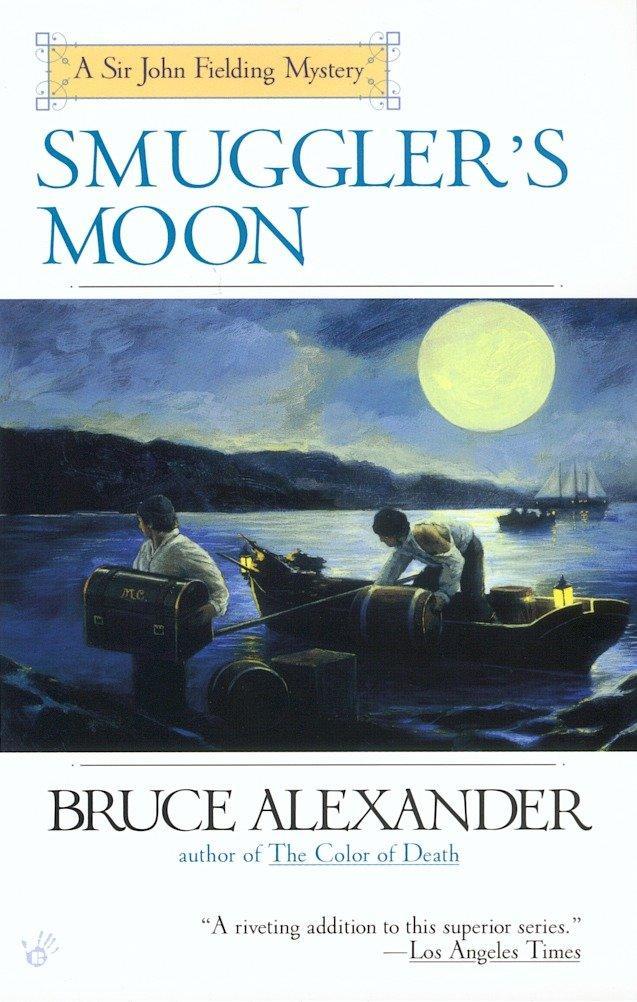 Smuggler's Moon als Taschenbuch