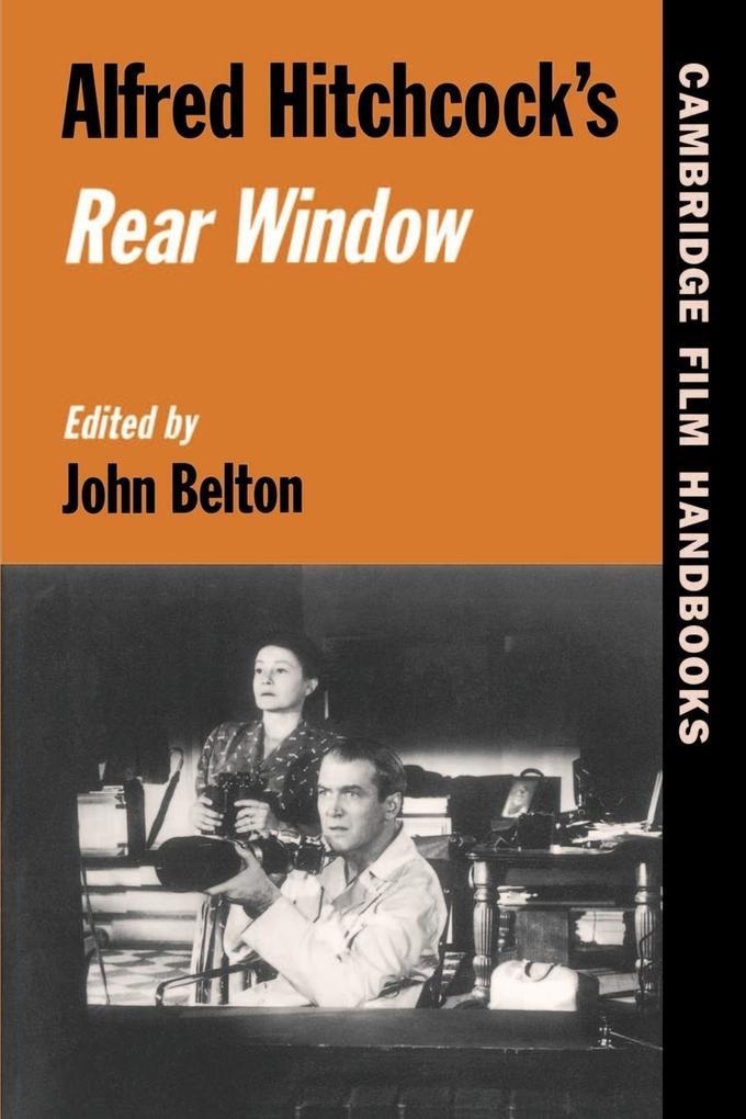 Alfred Hitchcock's Rear Window als Buch