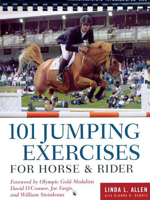 101 Jumping Exercises for Horse & Rider als Taschenbuch