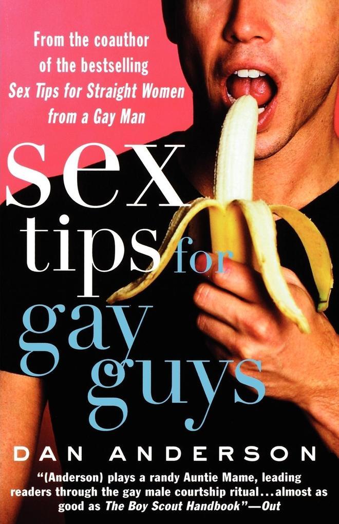 Sex Tips for Gay Guys als Taschenbuch