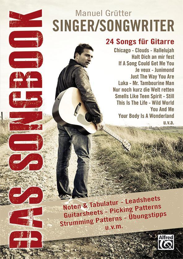 Singer/Songwriter - Das Songbook