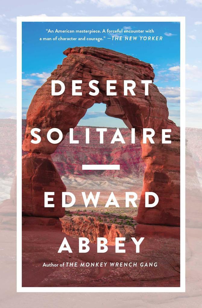 Desert Solitaire als Taschenbuch