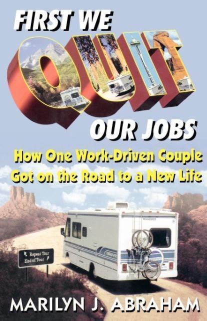 First We Quit Our Jobs als Taschenbuch