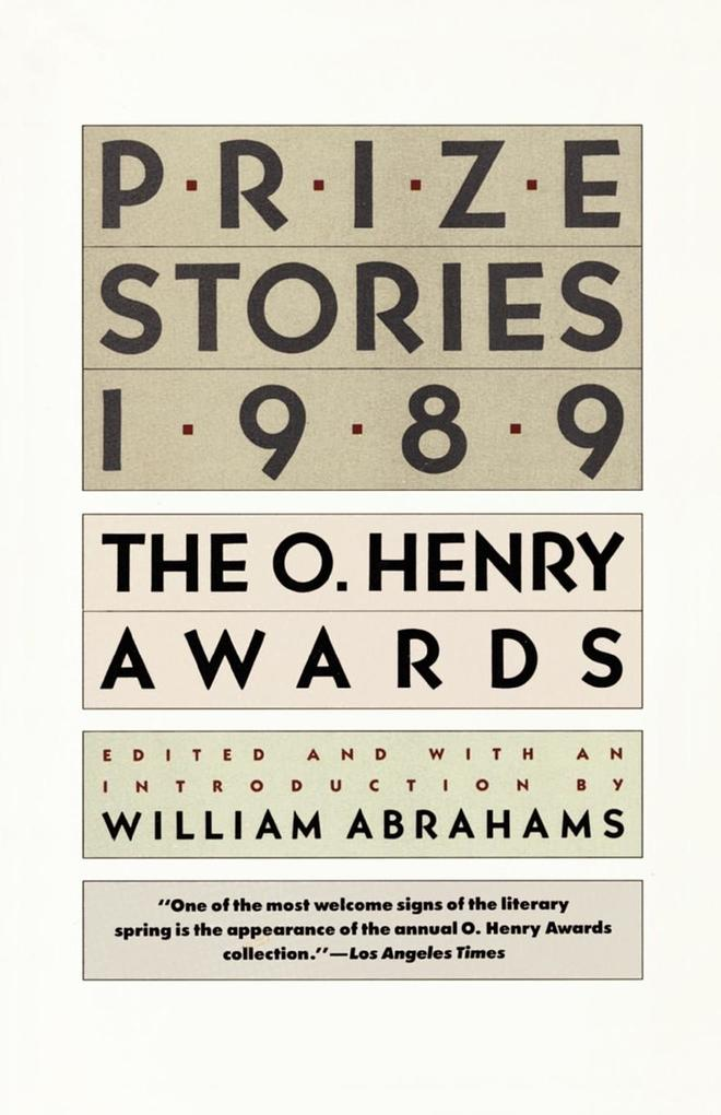 Prize Stories 1989, the O Henry Awards als Taschenbuch