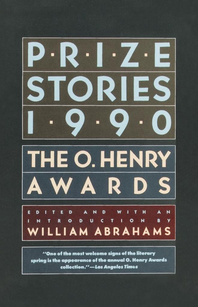 Prize Stories 1990 als Taschenbuch