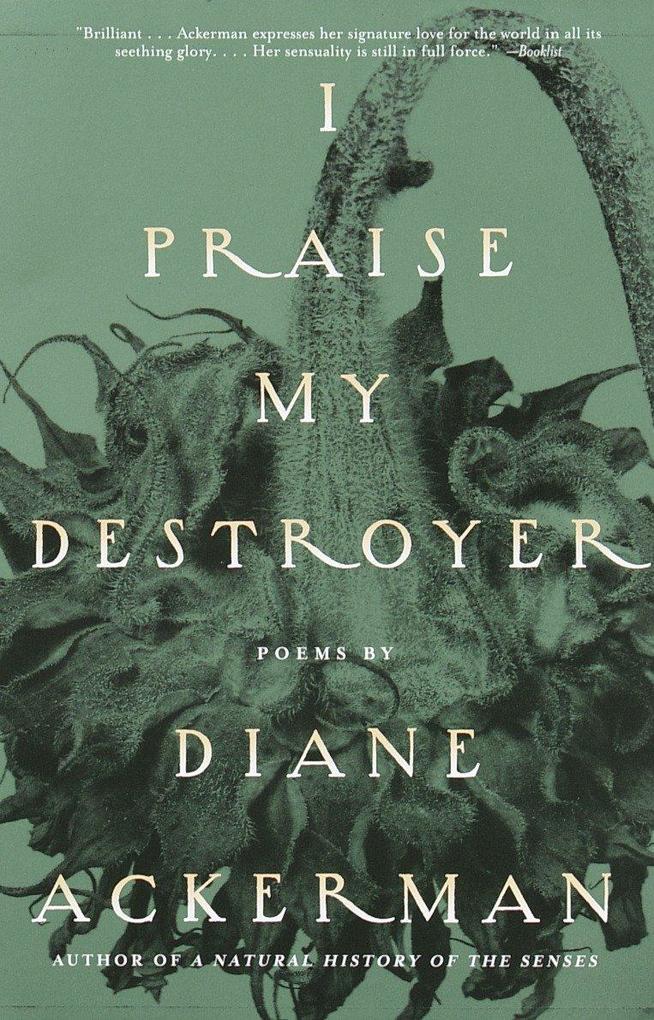 I Praise My Destroyer: Poems als Taschenbuch