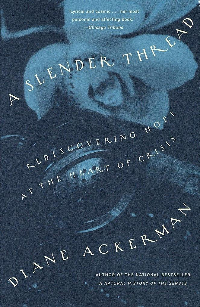 A Slender Thread: Rediscovering Hope at the Heart of Crisis als Taschenbuch