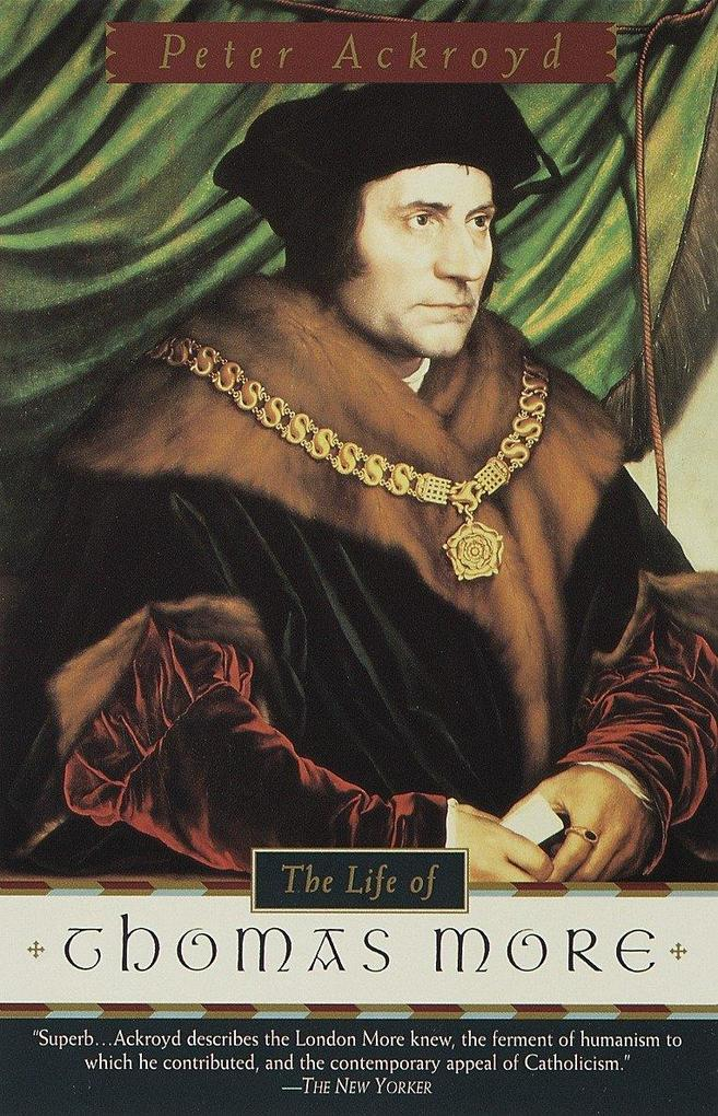 The Life of Thomas More als Taschenbuch