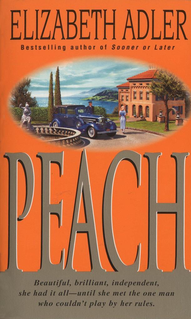 Peach als Taschenbuch