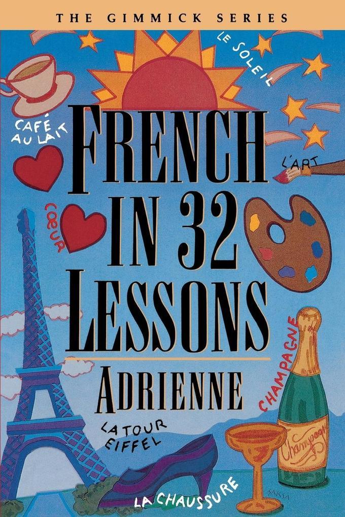 French in 32 Lessons als Taschenbuch