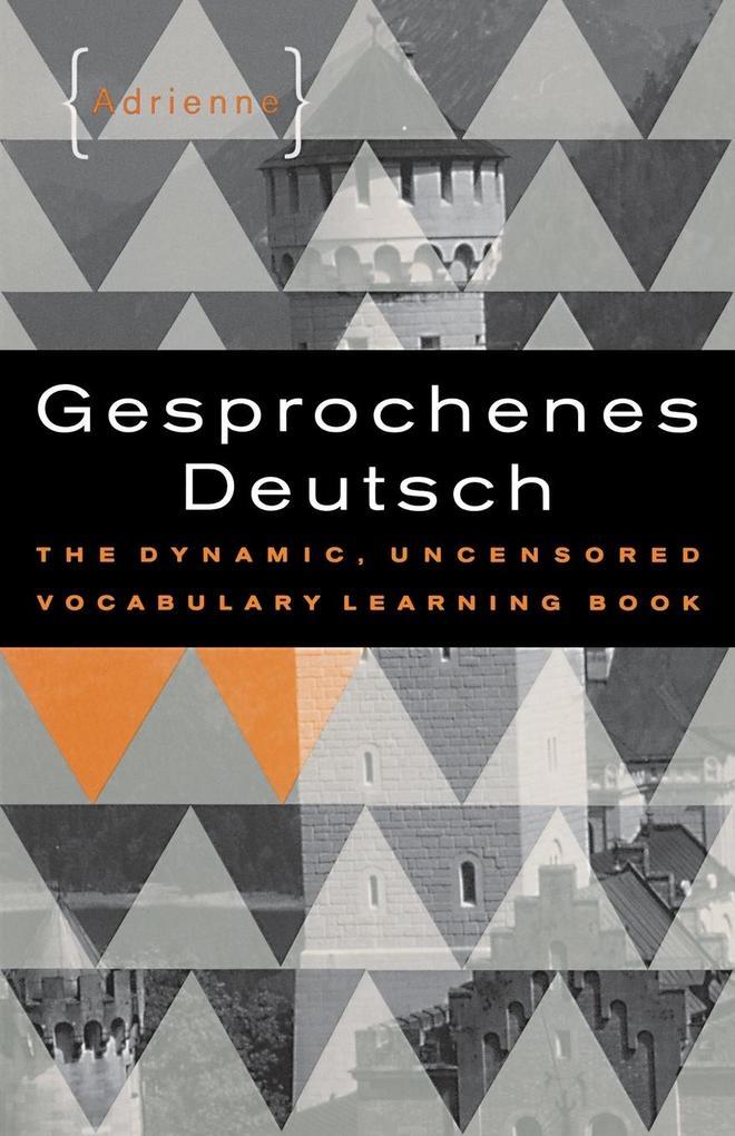 Gesprochenes Deutsch als Taschenbuch