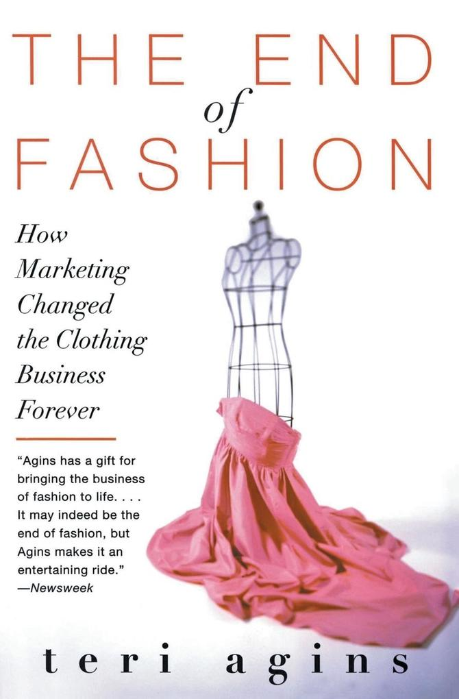 End of Fashion, The als Buch