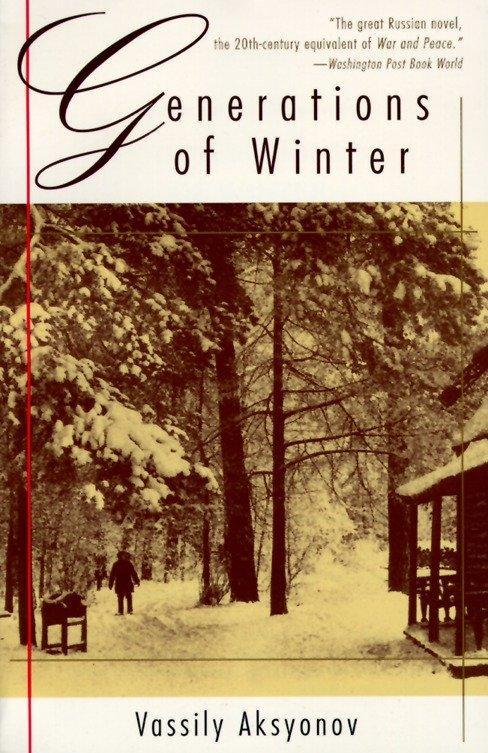 Generations of Winter als Taschenbuch
