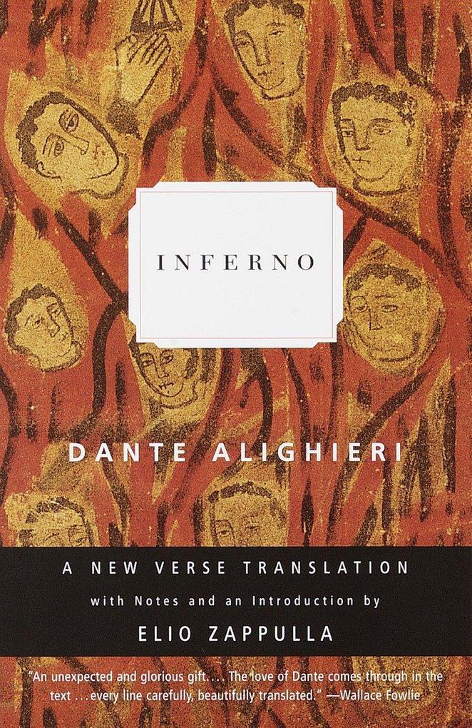 Inferno: A New Verse Translation als Taschenbuch