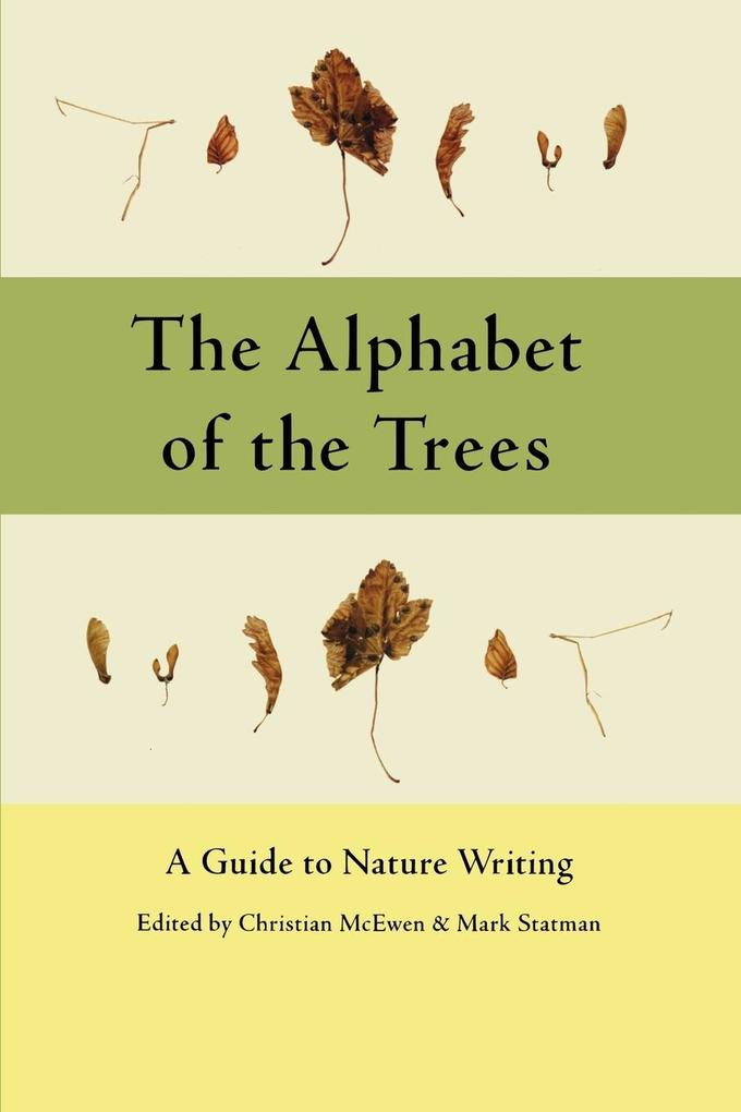 The Alphabet of the Trees als Taschenbuch