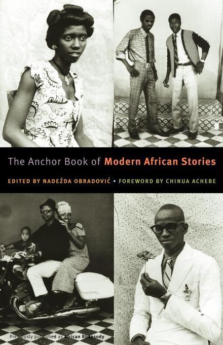 The Anchor Book of Modern African Stories als Taschenbuch