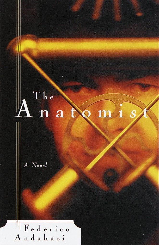 The Anatomist als Taschenbuch