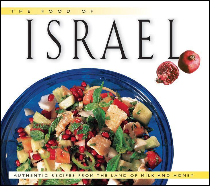 Food of Israel als Buch