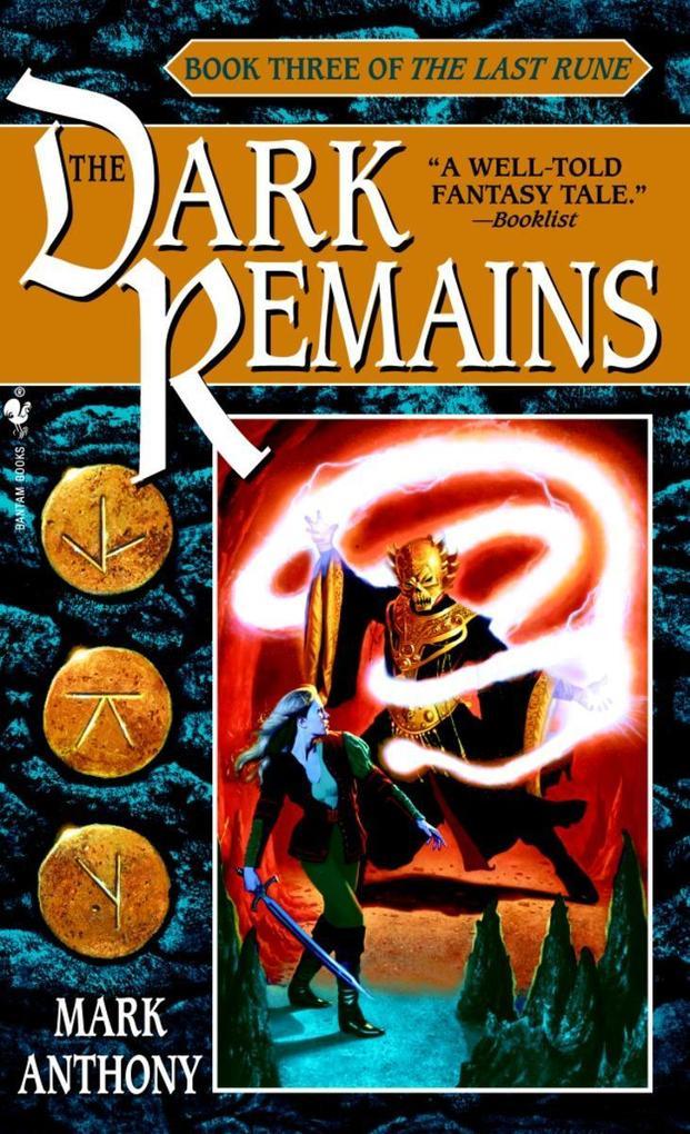 The Dark Remains als Taschenbuch