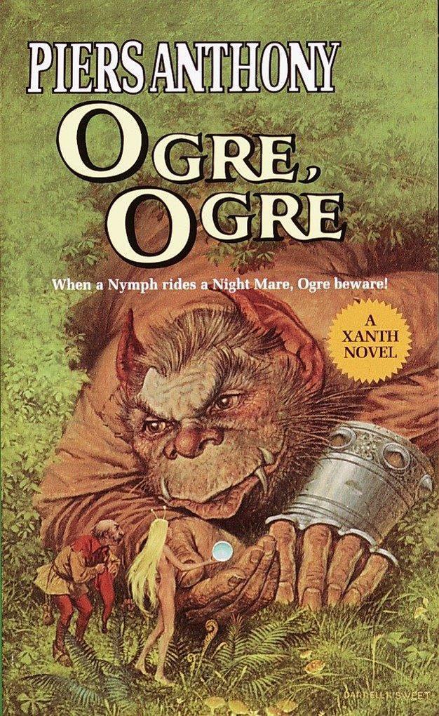 Ogre, Ogre als Taschenbuch