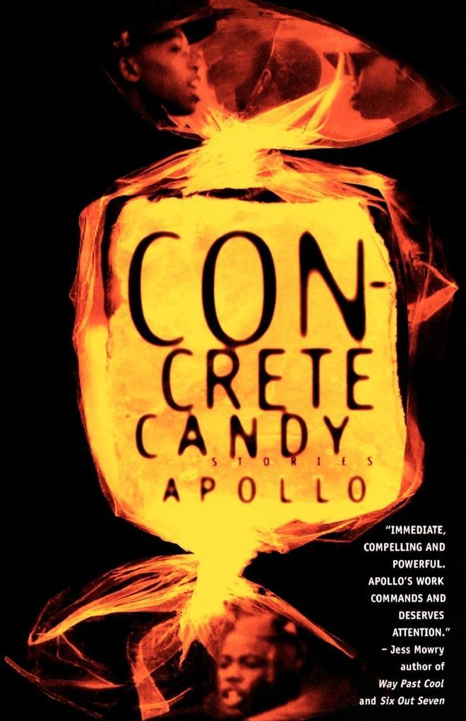 Concrete Candy als Taschenbuch